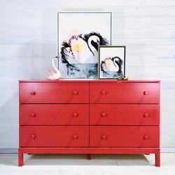 Habanero Chile Dresser