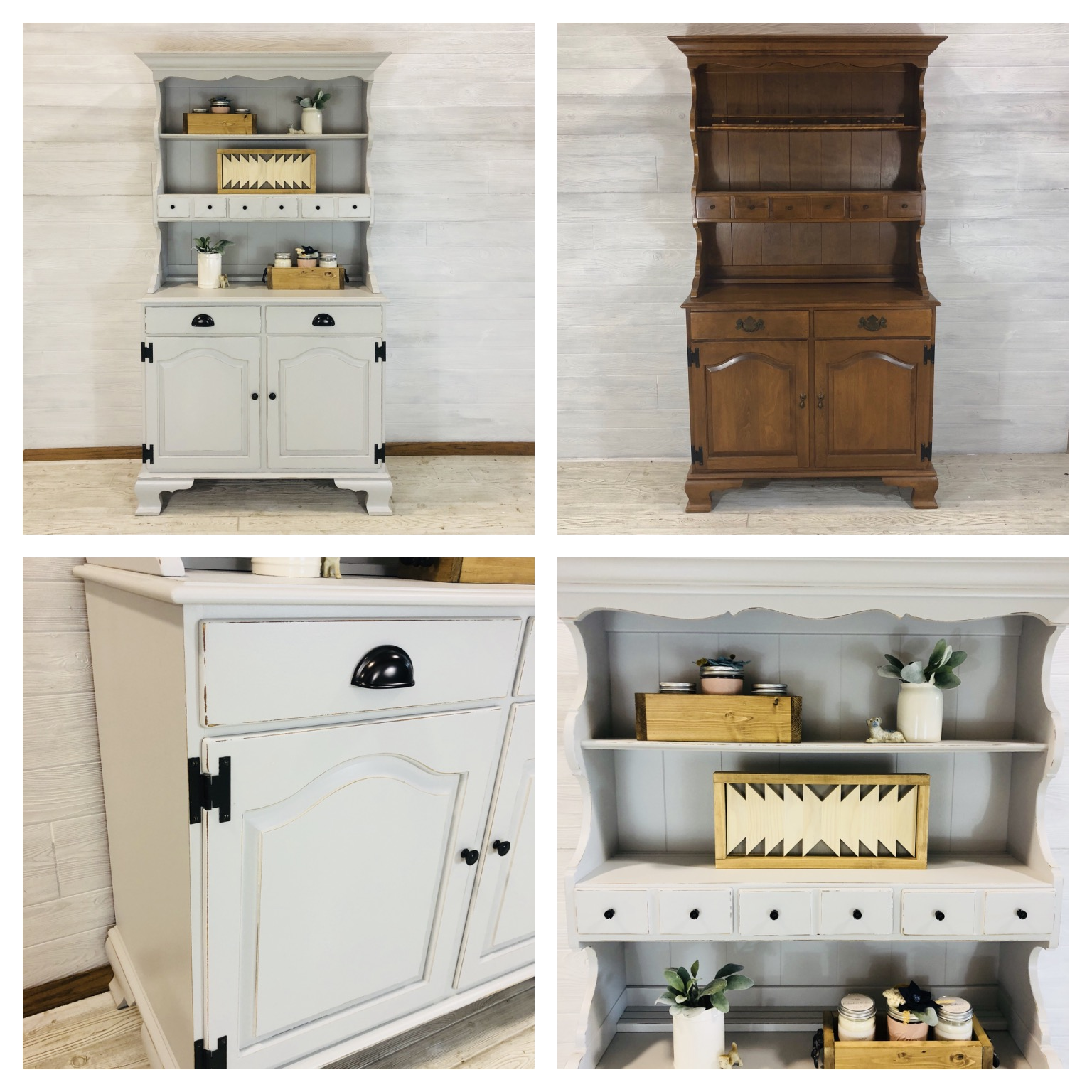 Seagull Grey Hutch