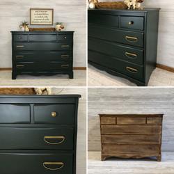 Custom Emerald Table