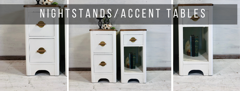 Nightstand/Accent Tables