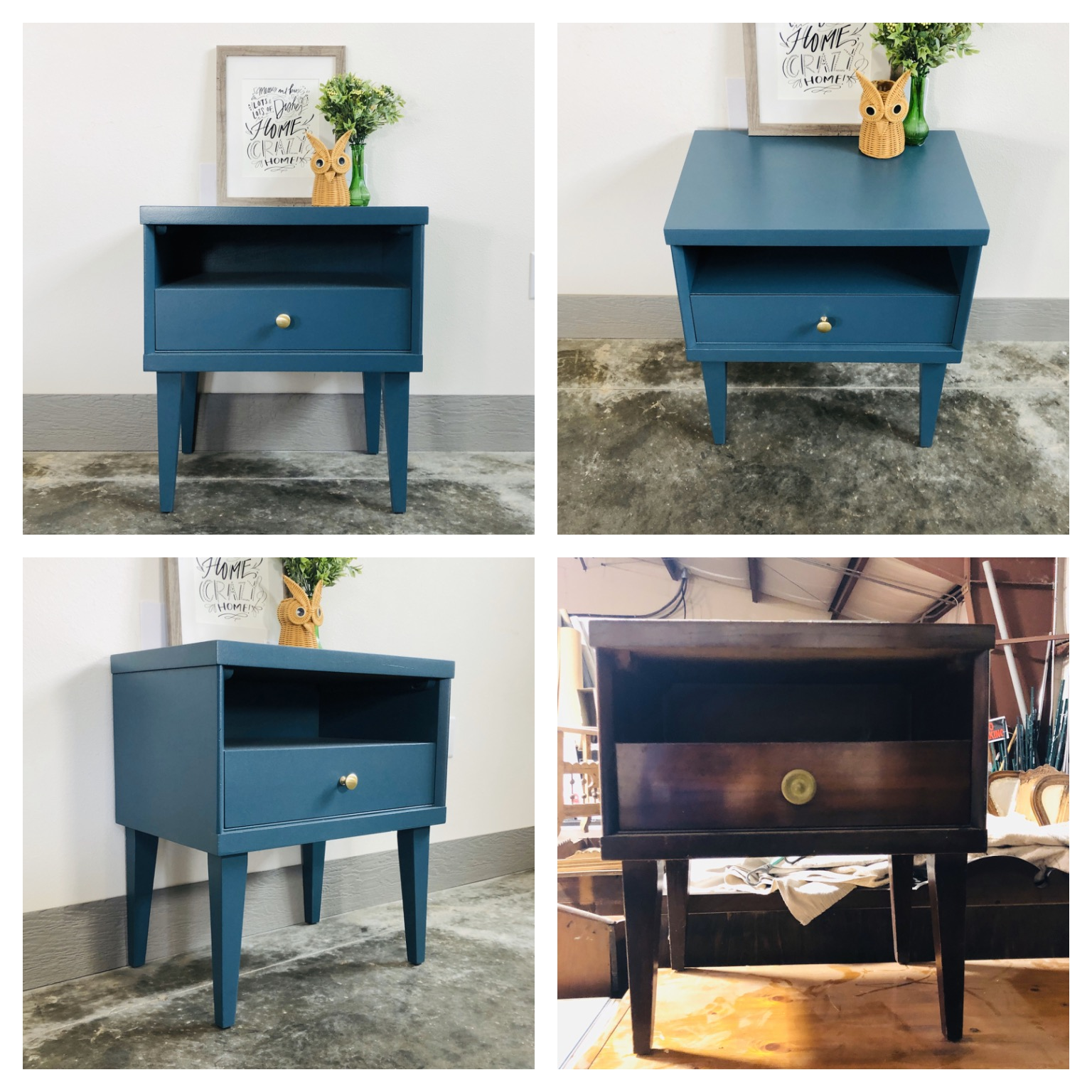 Tempe Star Nightstand
