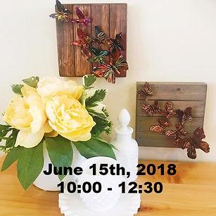 June 16th, 2018 - 10:00 - 12:30 Class