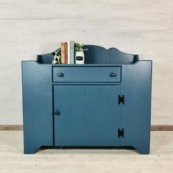 Blue Storage Unit