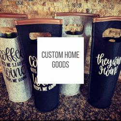 Custom Home Goods