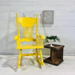Yellow Rocker