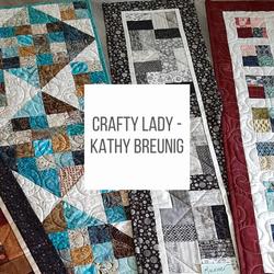 Crafty Lady - Kathy Breunig