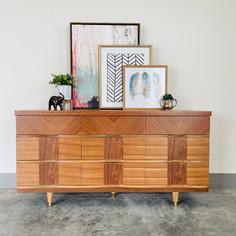 Wood Natural Dresser