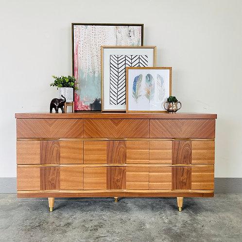 Andy Bernard - MCM 9 Drawer Dresser