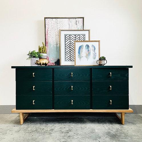 Creed Bratton - MCM 9 Drawer Dresser