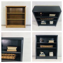 Iron Ore Book Shelf