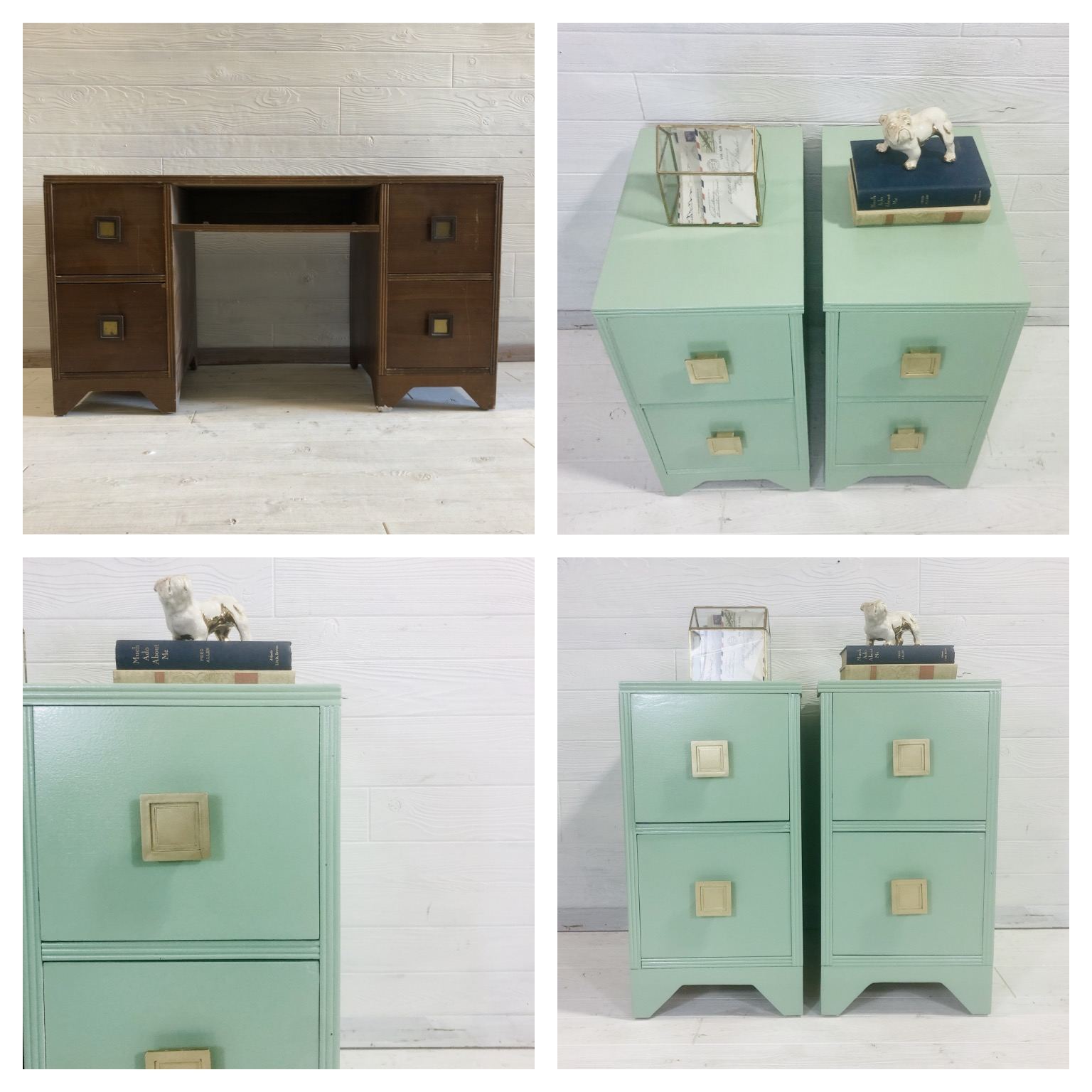 Nurture Green Nightstands