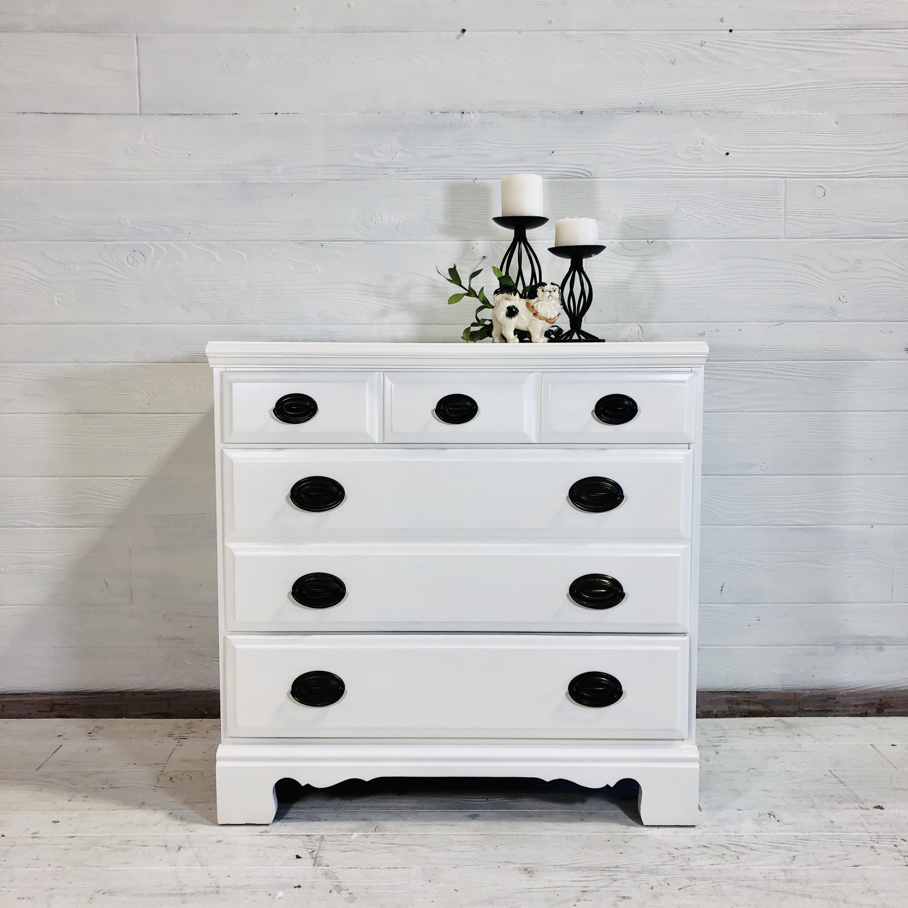 Alabaster Chest of Drawers