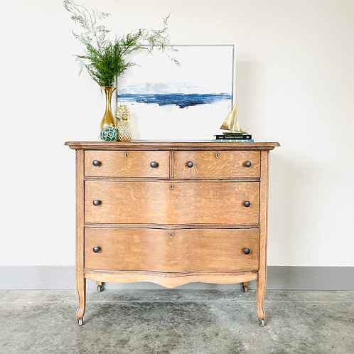 Mary- Wood Chest of Drawers