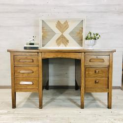 Wood Desk