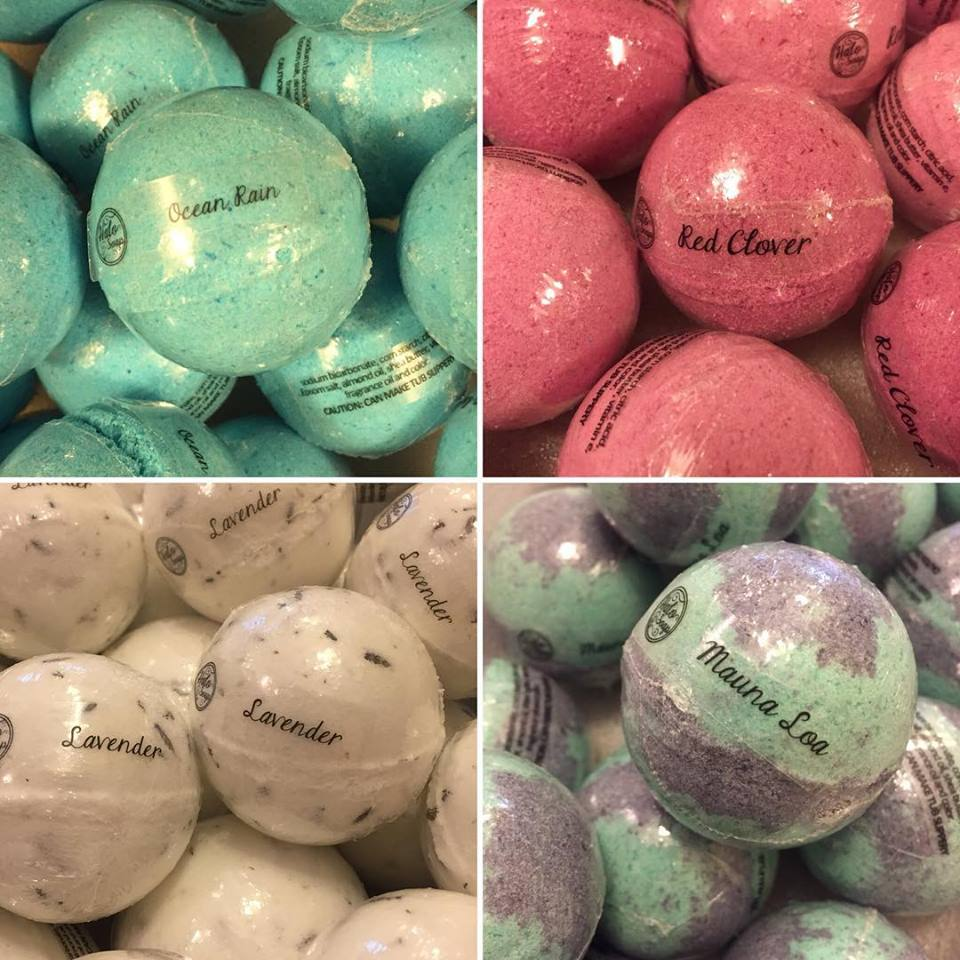 Halo Bath Bombs