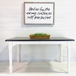Alabaster and Java Table
