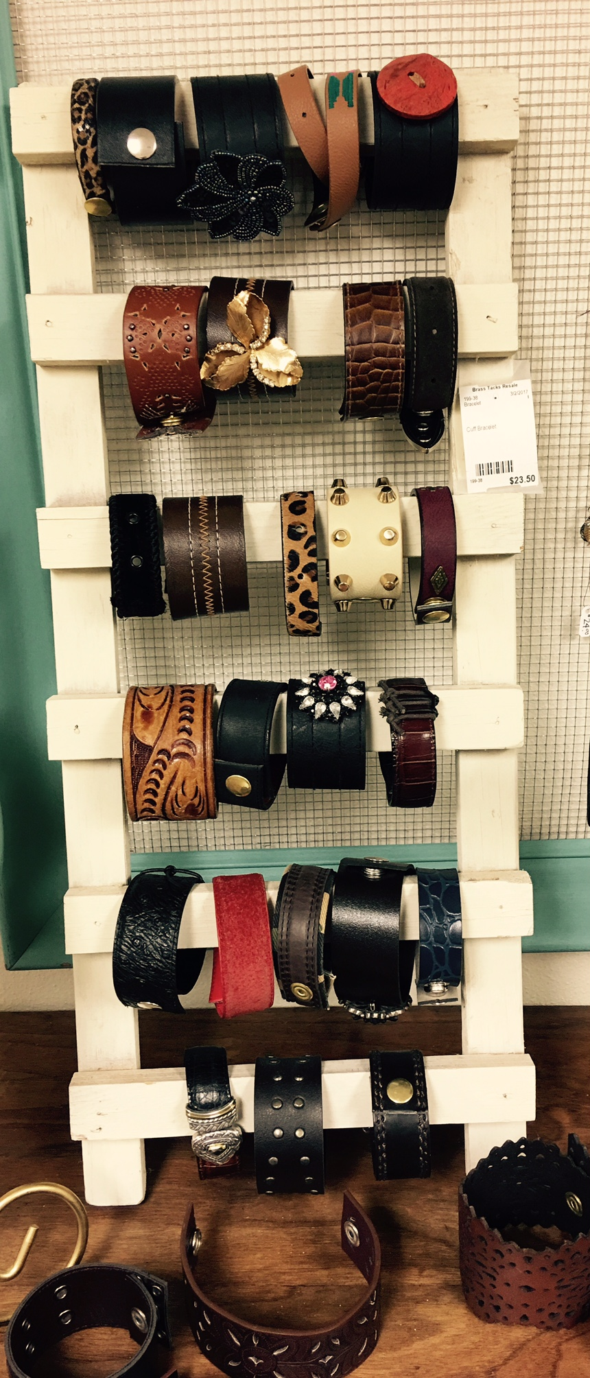 Handcrafted Cuff Bracelets