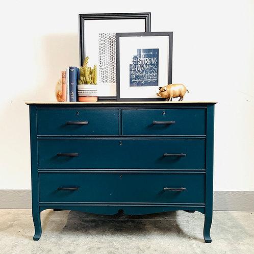Holly Flax- 4 Drawer Dresser