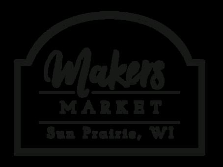 Inaugural Makers Market Sun Prairie