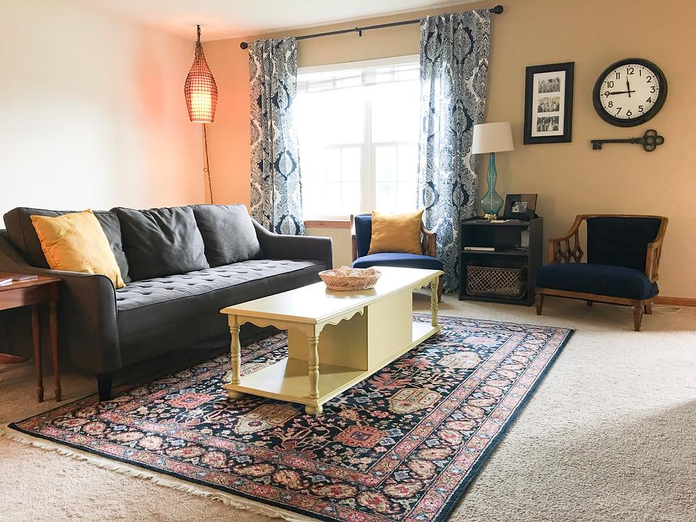 Andrea's Living Room