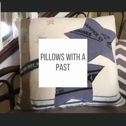 Pillows with a past