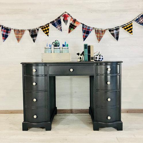 Queenstown Grey Desk