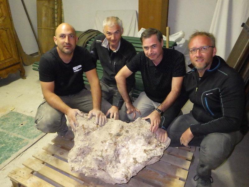météorite St Aubin