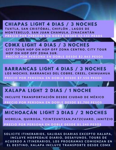 Viajes Light