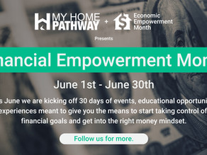 My Home Pathway: Financial Empowerment Month