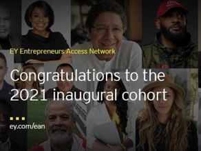 My Home Pathway Selected for the EY Entrepreneurs Access Network for Black and Latinx entrepreneurs