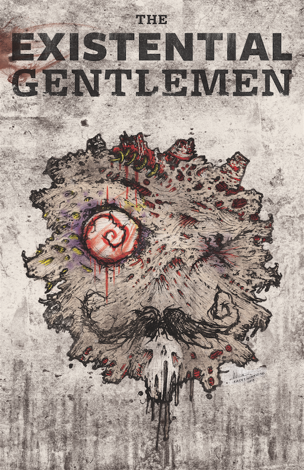 The Existential Gentlemen Promo Poster-Web