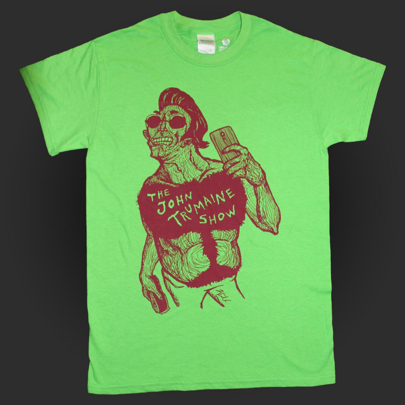 $10 Green Shirt