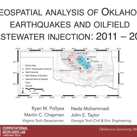 Oklahoma Seismicity Workshop 2018
