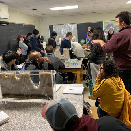 Hands-On, Minds-On Groundwater Flow