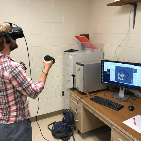 Computational Geofluids in Virtual Reality