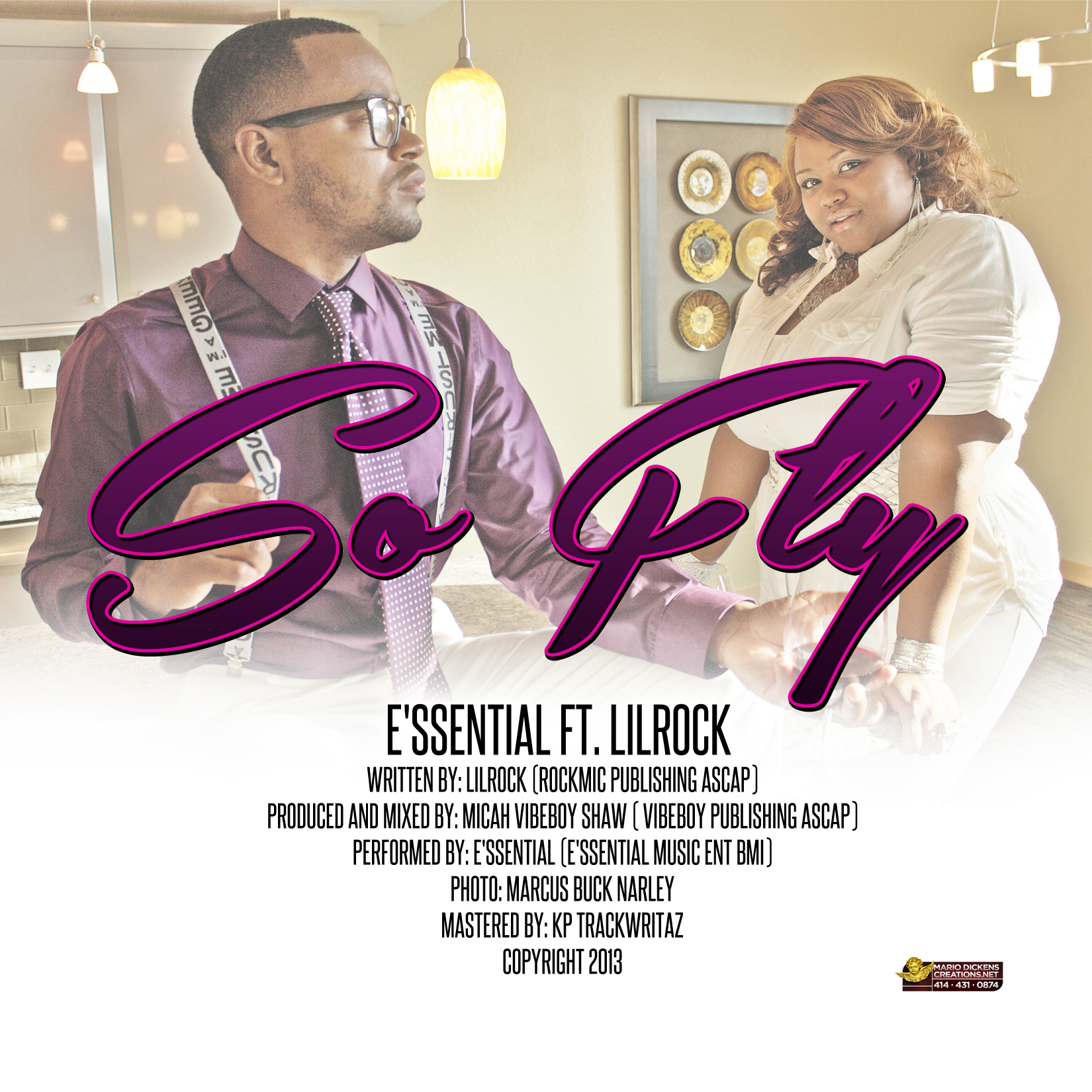 So Fly BACK CD Cover