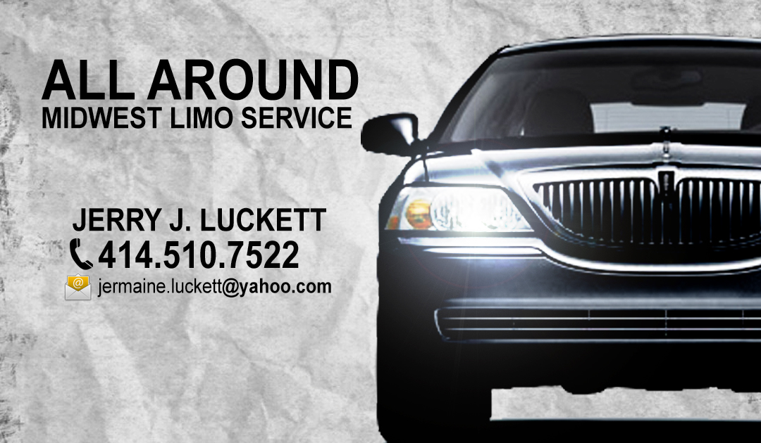all around midwest limo service business