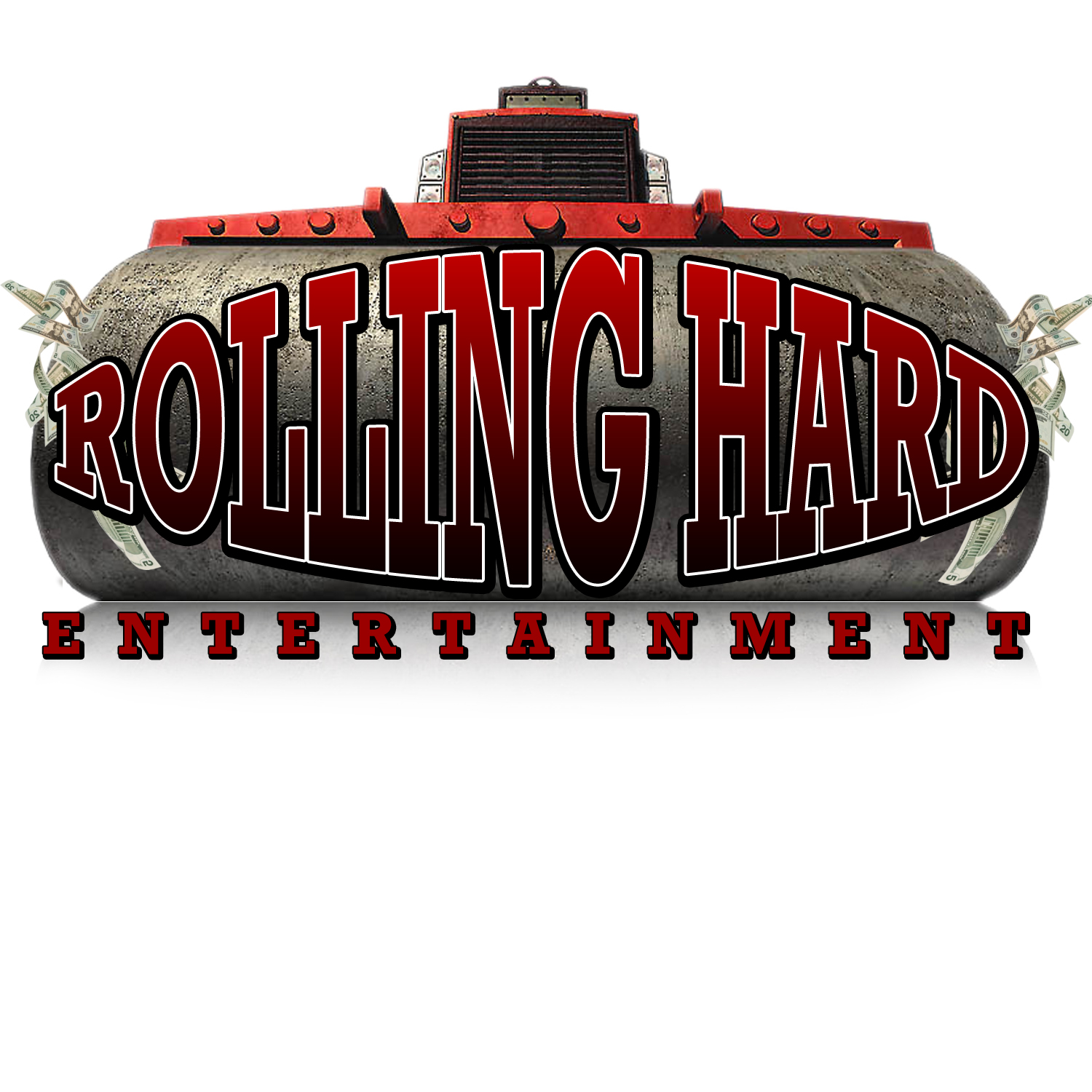 Rolling Hard Logo proof