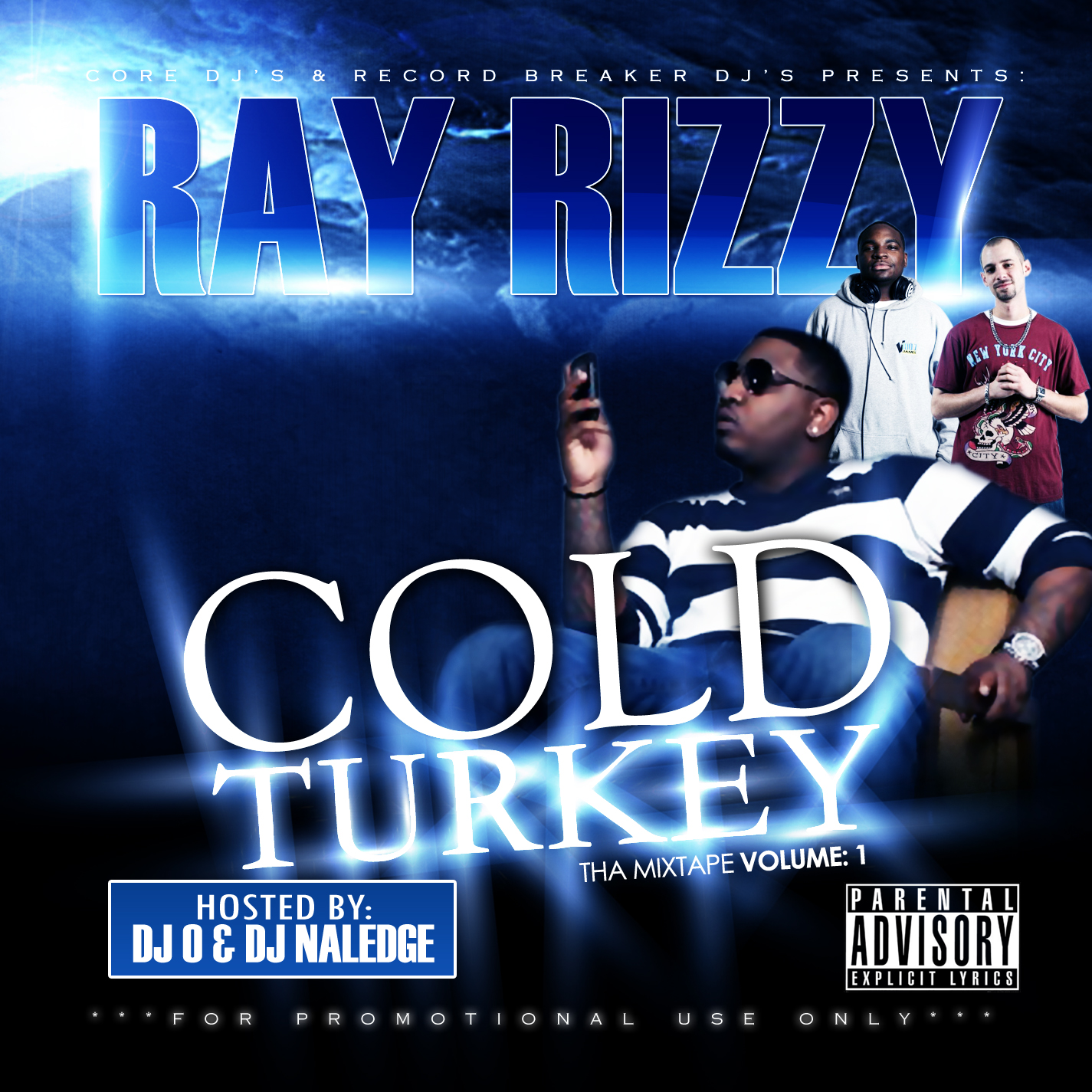 Cold Turkey The mixtape Cover
