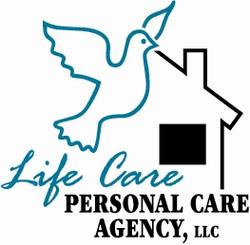 Life Care Personal Care logo