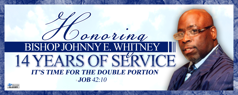 Whitney banner
