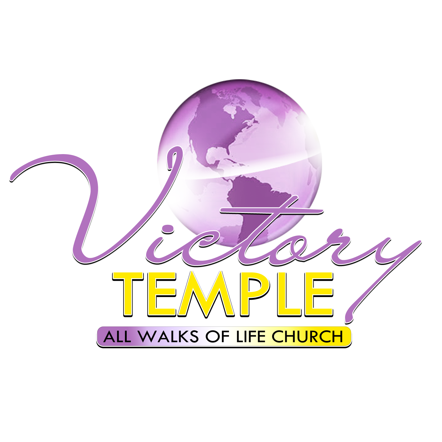 Victory Temple New Logo