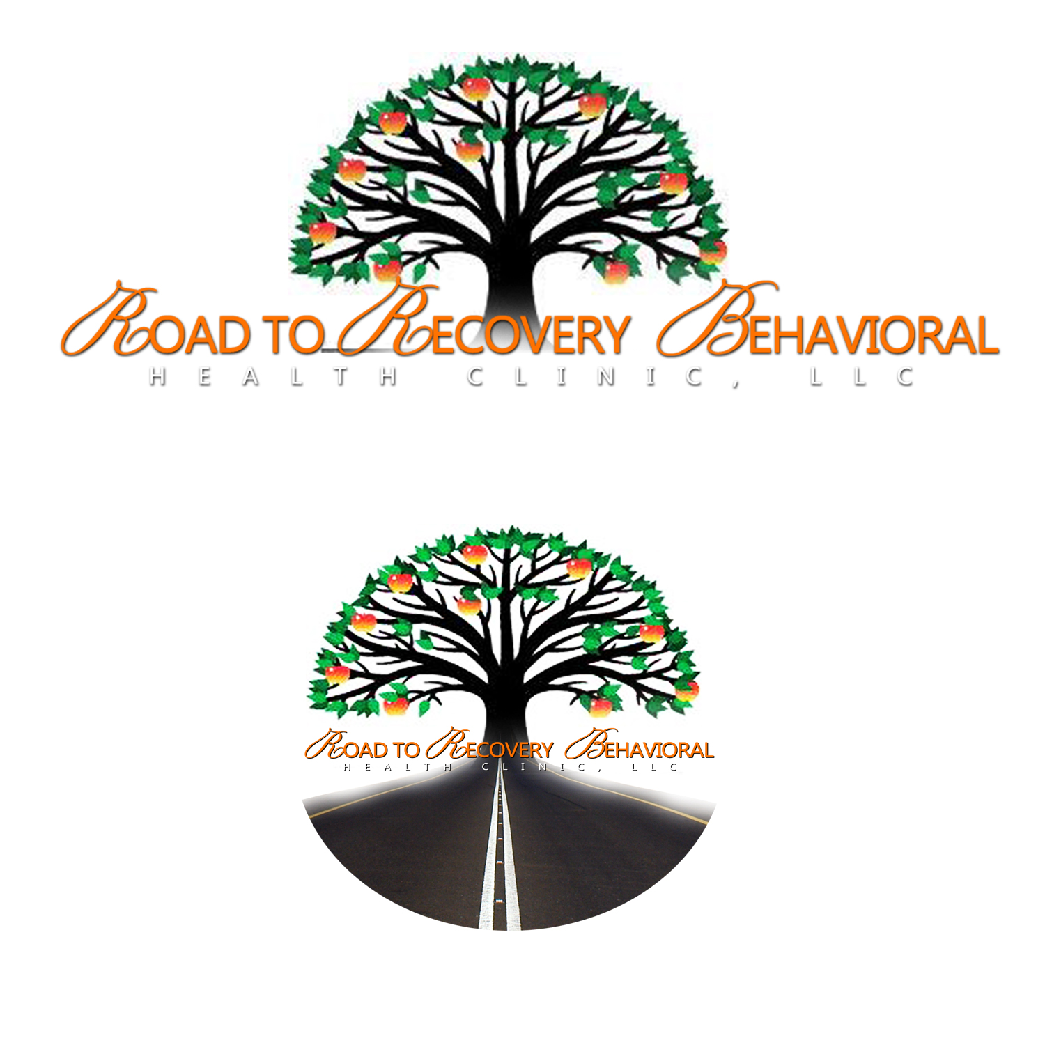 roadto recovery logo sample