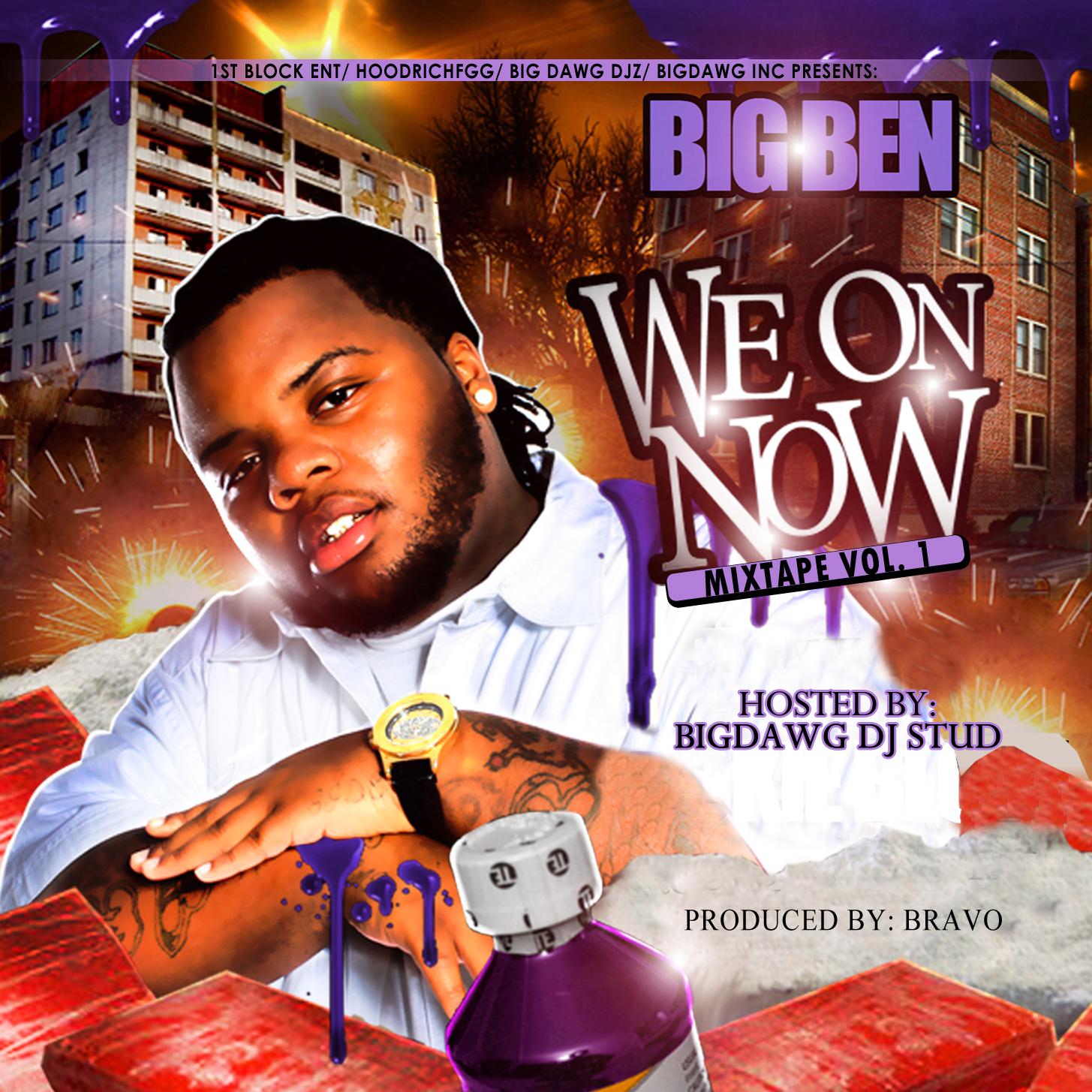 Big Ben Mixtape Cover (2)