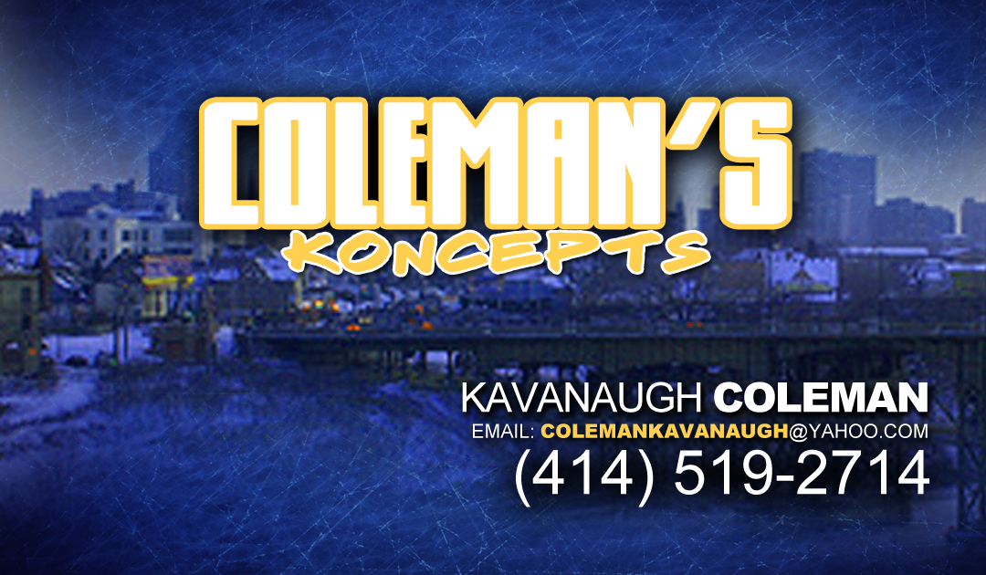 coleman business card