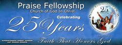 praise fellowship cogic BANNER