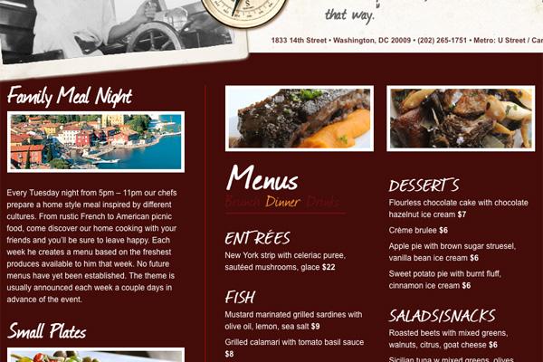Bar-Pilar-menus