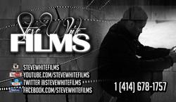 Steve White Front Business Card
