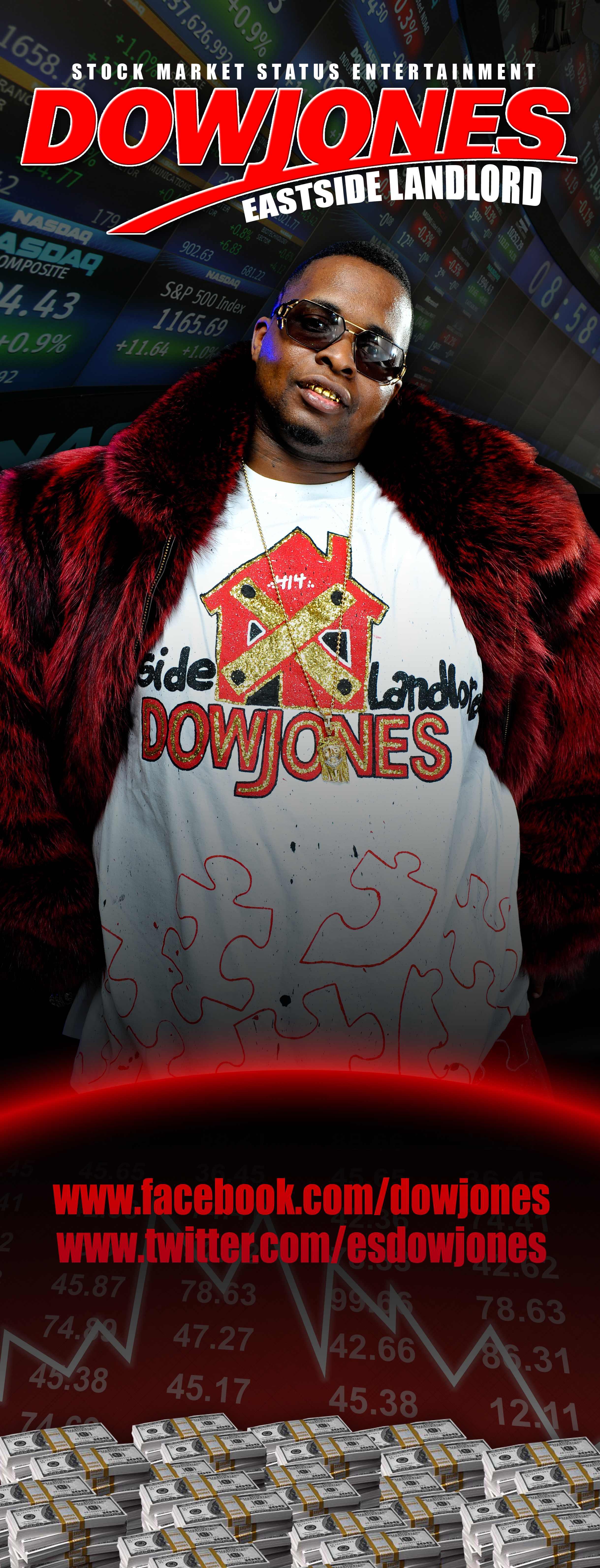 Dow Jones Banner Stand2