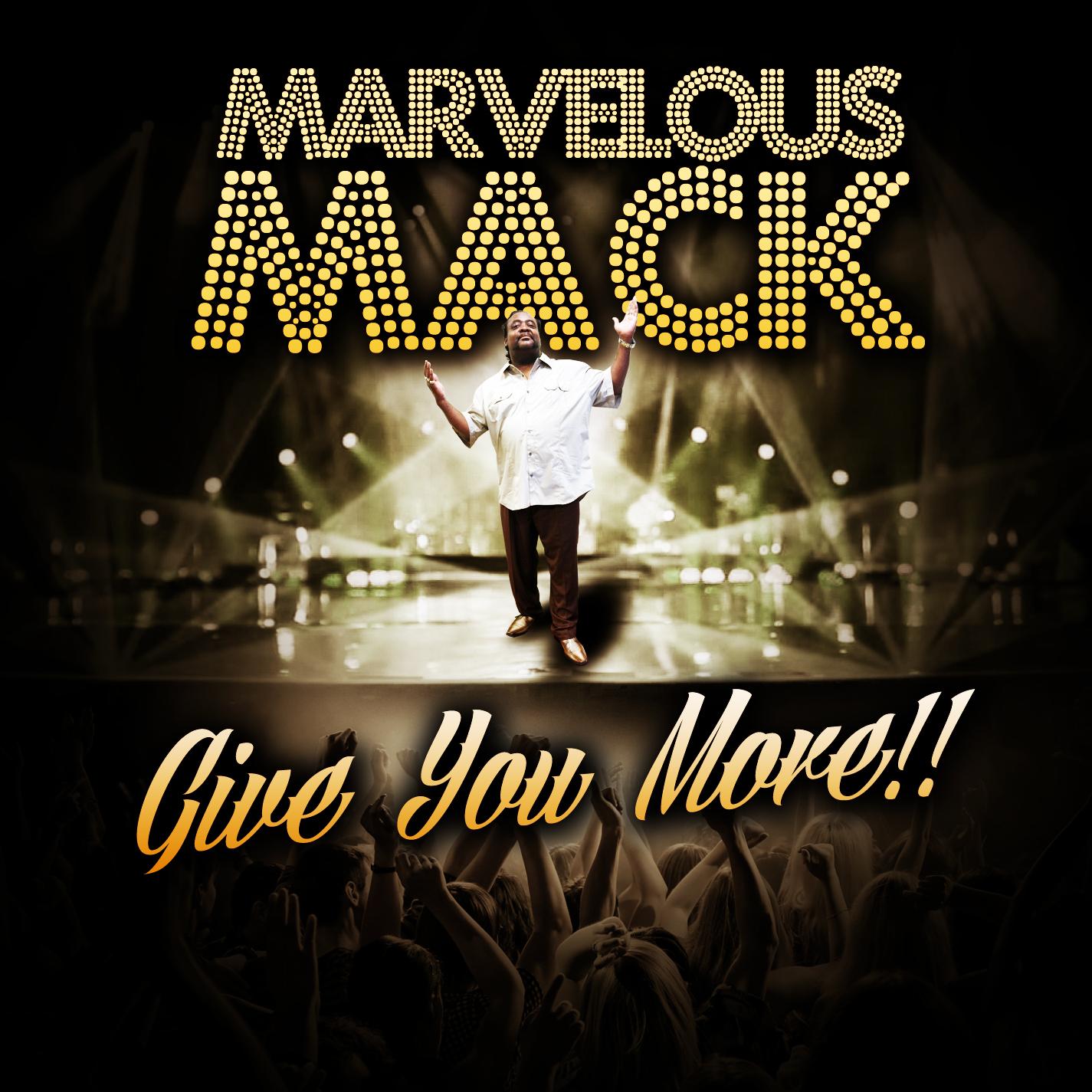 Marvelous Mack CD Cover